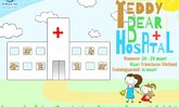 Teddy Bear Hospital in Franciscus Vlietland